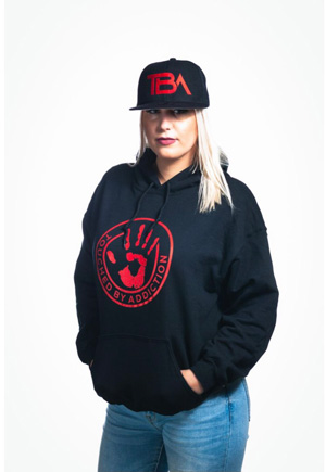 Touched By Addiction Clothing